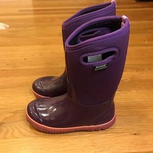 Bogs Waterproof Boot Size 4